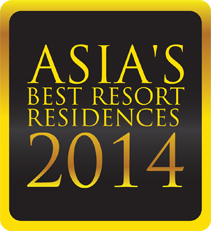 Asia's Best Resort Residences 2014