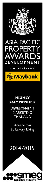 Highly Commended Development Marketing Thailand