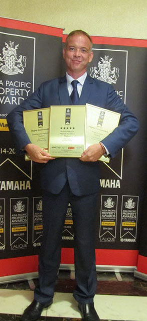 Asia-Pacific Property Awards 2014-15